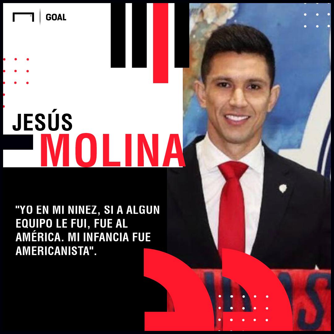 Molina, El Refuerzo De Chivas Que Se Confesó Seguidor Del