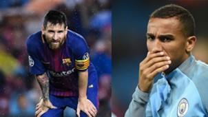 Messi Danilo