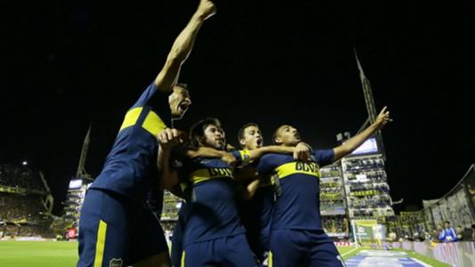 Boca Talleres Superliga 01042018
