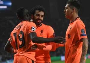 Der FC Liverpool steht im Champions-League-Finale. Das haben die Reds auch ihren Stürmern Mohamed Salah, Sadio Mane und Roberto Firmino zu verdanken, die in dieser Saison irre Zahlen aufstellen.