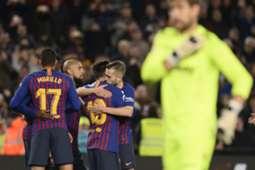 Barcelona v Levante - Copa del Rey 2019