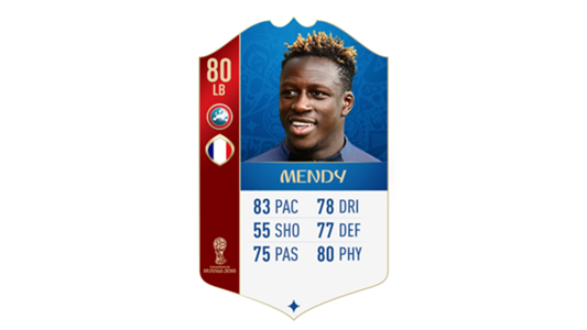 FIFA 18 World Cup France Mendy