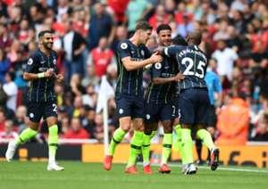 Arsenal vs Manchester City Premier League 2018-19