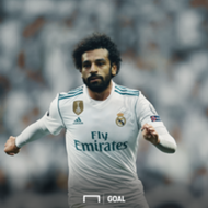 Salah - Real Madrid