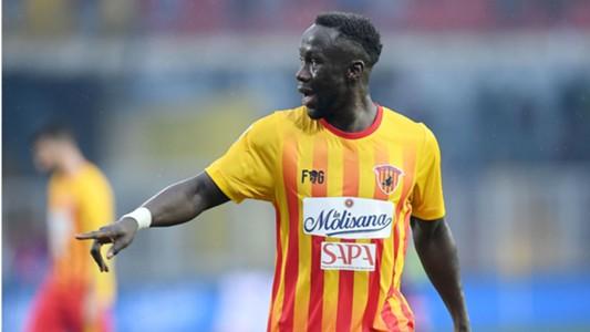 Bacary Sagna Benevento Serie A 2018