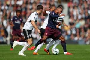 Fulham Arsenal Premier League 07102018