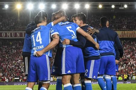 Millonarios campeón liga águila 2017-II