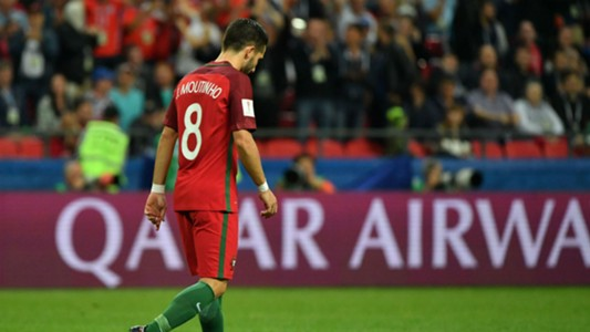 Joao Moutinho Portugal Confederations Cup