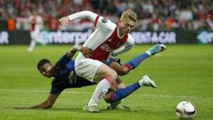 Matthijs de Ligt, Ajax - Man Utd, 24052017