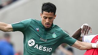 William Saliba Saint-Etienne 2018-19