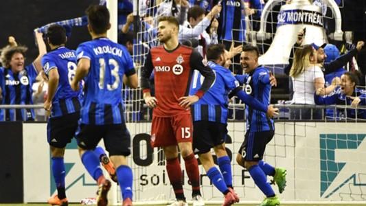Jeisson Vargas Montreal Impact Toronto FC MLS