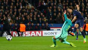 HD Edinson Cavani PSG Barcelona Champions League 14022017