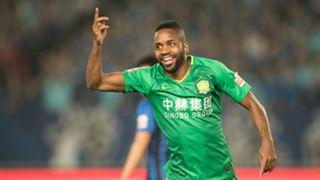 Cedric Bakambu Beijing Guoan FC