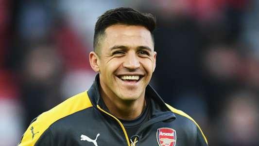 Alexis Sanchez Arsenal 04032017