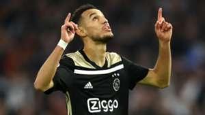 Noussair Mazraoui Ajax 2018-19
