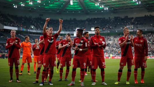 Borussia Mönchengladbach Bayer Leverkusen