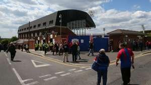 Selhurst Park Crystal Palace Bournemouth