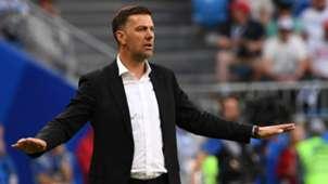 Mladen Krstajic Serbien WM 2018