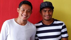 Evan Dimas & Ilham Udin Armayn - Selangor FA