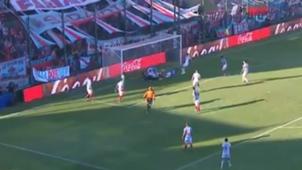 CAPTURA Gol Errado Penco Arsenal Sarmiento B Nacional