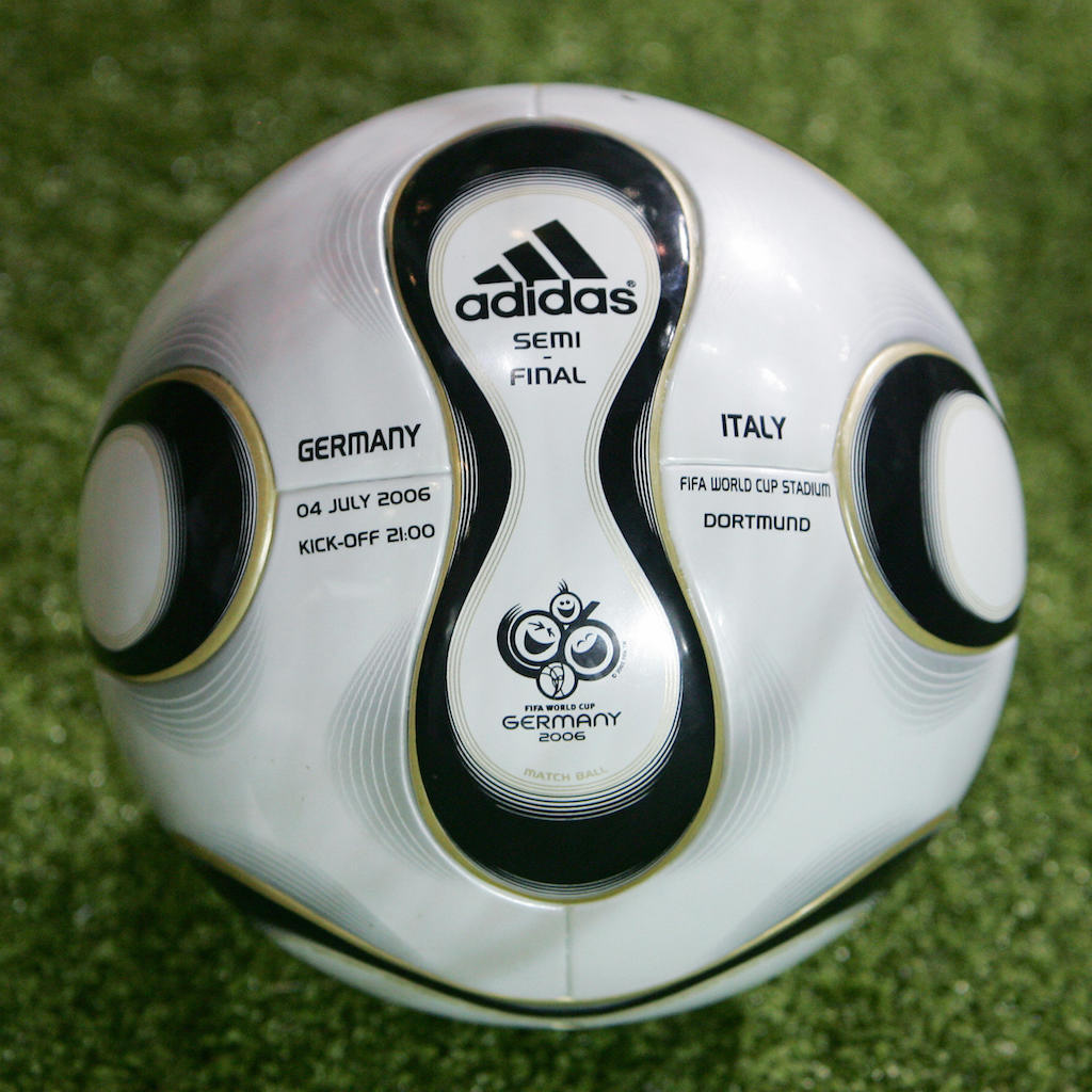 Adidas Teamgeist 2006 World Cup ball