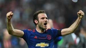 Juan Mata Manchester United Europa League final
