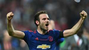 Juan Mata Manchester United Europa League final