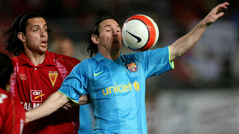 Messi Murcia