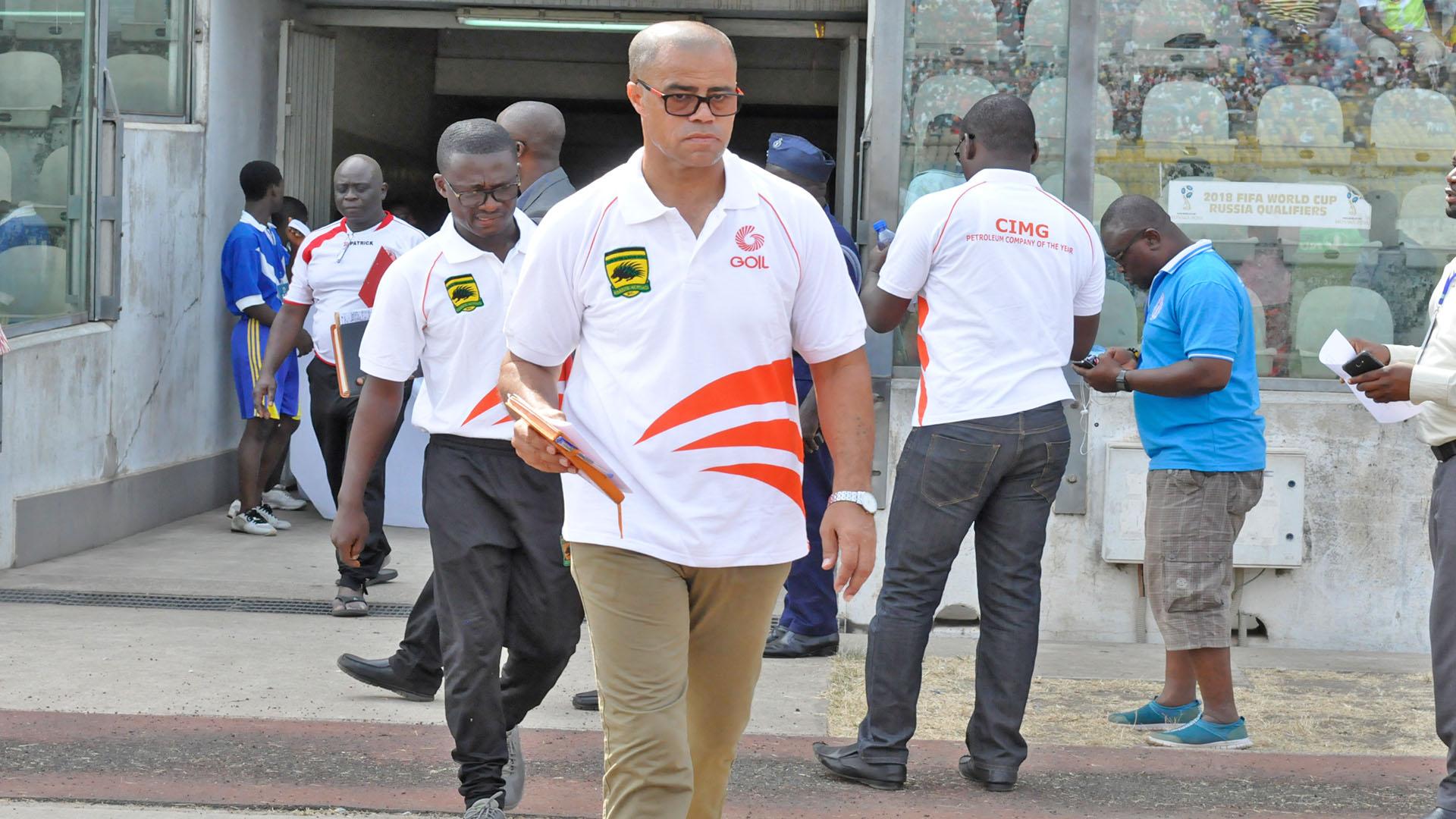 Four penalties missed as Asante Kotoko edge out CARA Brazzaville
