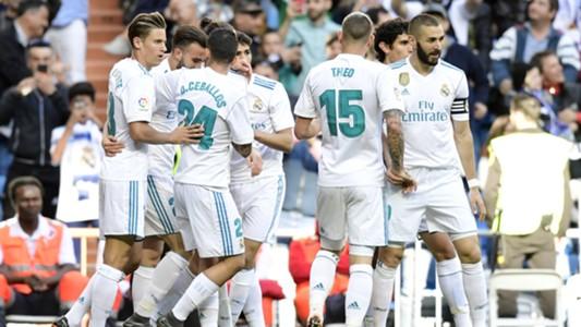 Real Madrid LaLiga Leganes 280418