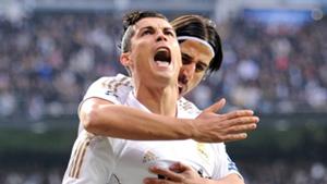 Cristiano Ronaldo Sami Khedira Real Madrid