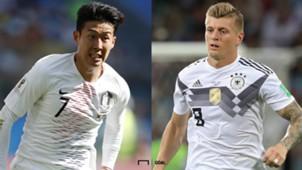 韓国対ドイツ