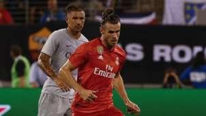 Gareth Bale Real Madrid Roma ICC 2018