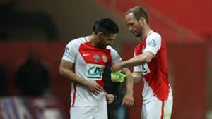 Radamel Falcao & Valere Germain Monaco vs Lille 2017