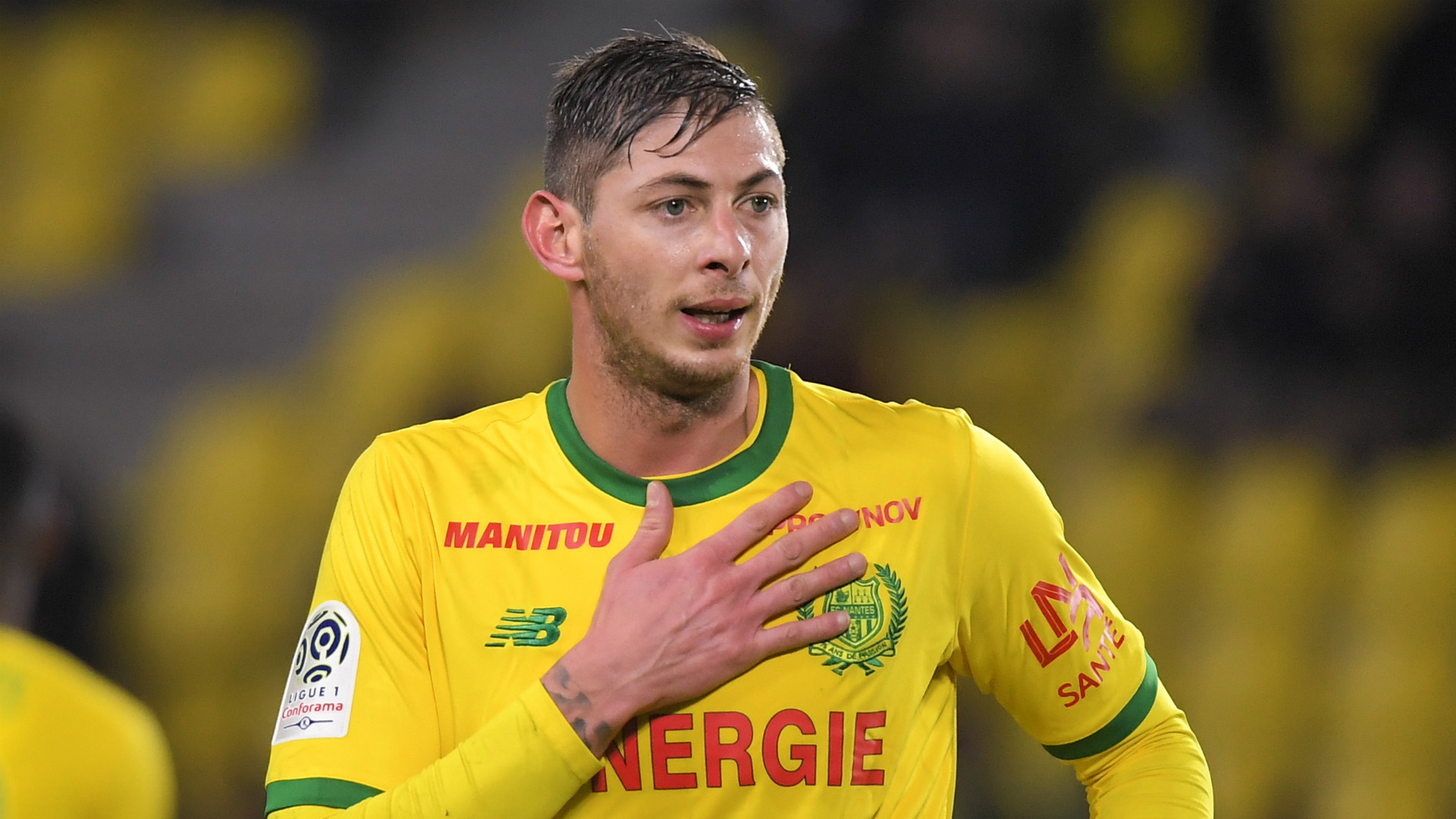 Emiliano Sala Nantes 2018-19