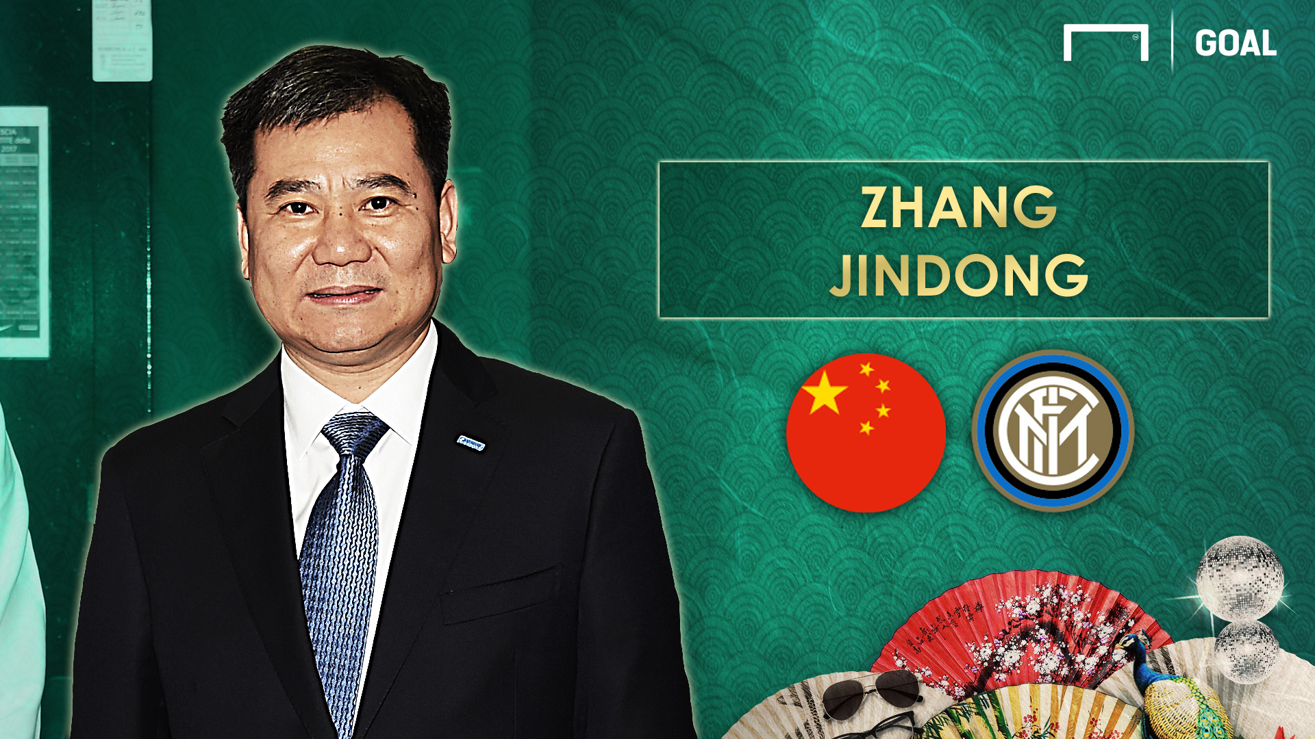 Zhang Jindong 11 Crazy Rich Asians in Football