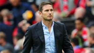Frank Lampard Manchester United vs Chelsea 2019-20