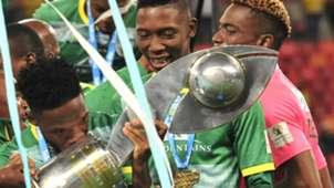Mduduzi Mdantsane & Bonginkosi Makume, Baroka FC, December 2018