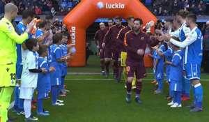 Pasillo Deportivo Barcelona