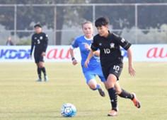 ไทย-อุซเบกิสถาน | ฟุตบอลหญิง U-19
