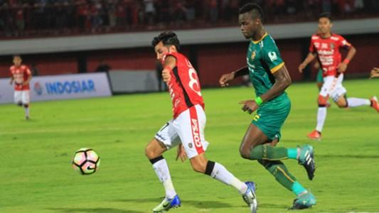 Bali United - Sriwijaya FC