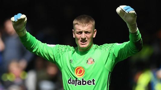Jordan Pickford Sunderland