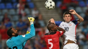 Christian Pulisic USA Trinidad