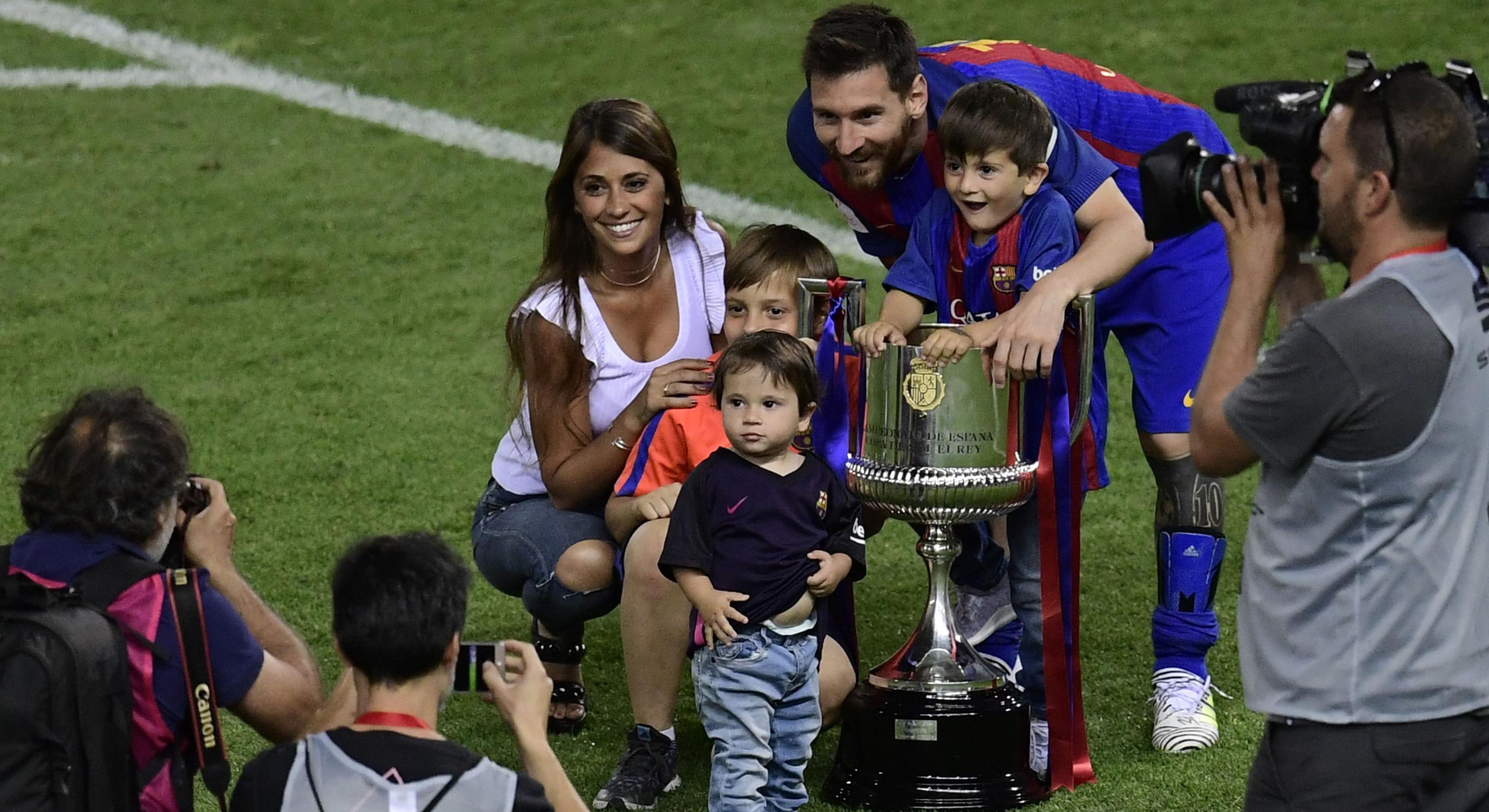 Lionel Messi Barcelona Alaves Copa del Rey