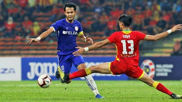Felda United hero Hadin Azman keen on rejoining Johor Darul