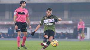 Miralem Pjanic Chievo Juventus
