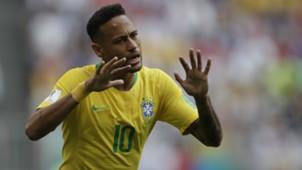 Neymar I Brasil México I Copa do Mundo I 02 07 18