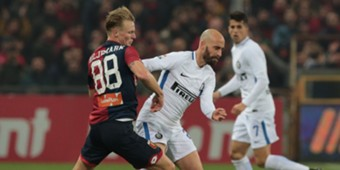 Borja Valero Genoa Inter Serie A