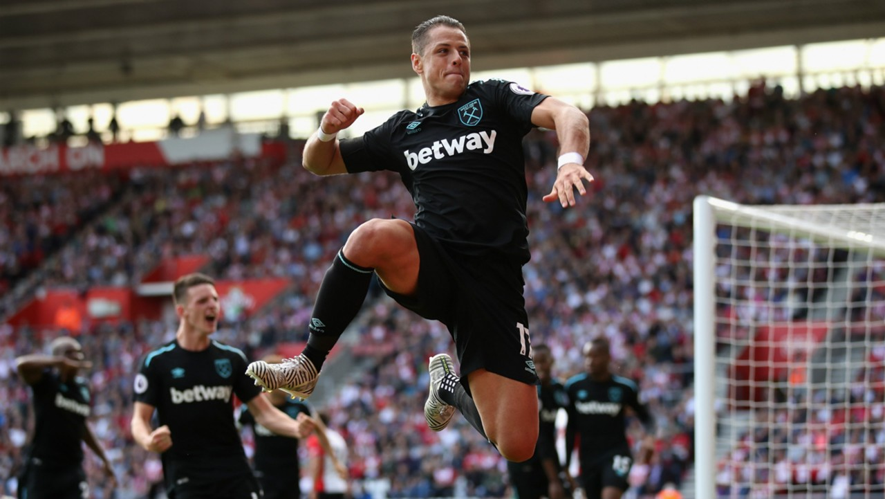 Image result for west ham javier hernandez