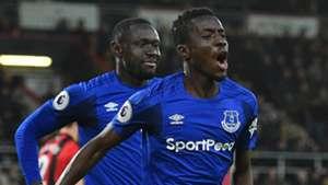 Idrissa Gueye Everton 2017
